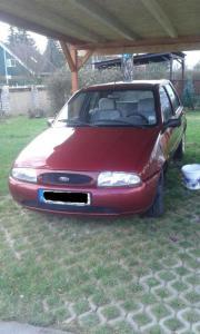 Ford Fiesta,technisch