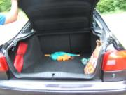 Ford Mondeo Skylight