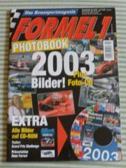 Formel 1 Fotobuch +