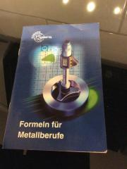 Formeln für Metallberufe-