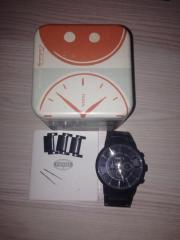 Fossil Uhr Ich Verkaufe hier eine Uhr der Marke Fossil. Die Uhr hat Keinerlei Störungen oder Glas Risse etc. Original Verpackung mit allem Dabei. Auch um die ... 50,- D-75031Eppingen Heute, 08:51 Uhr, Eppingen - Fossil Uhr Ich Verkaufe hier eine Uhr der Marke Fossil. Die Uhr hat Keinerlei Störungen oder Glas Risse etc. Original Verpackung mit allem Dabei. Auch um die