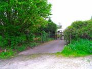 Gartengrundstück mit Scheune,