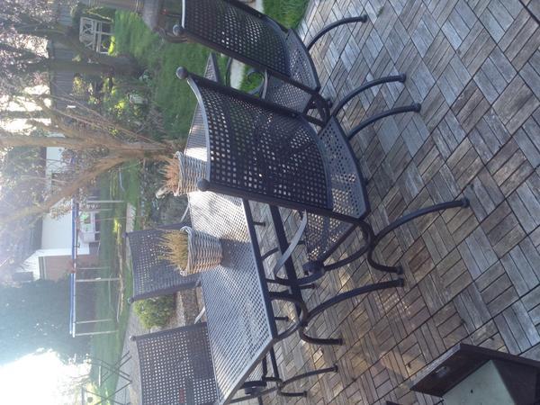 Gartenm bel pflanzen garten dortmund gebraucht - Schmiedeeiserne gartenmobel ...