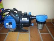 pumpen hauswasserautomat gebraucht kaufen 3 st bis 65 g nstiger. Black Bedroom Furniture Sets. Home Design Ideas