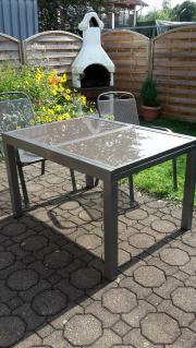Gartentisch ausziehbar bei
