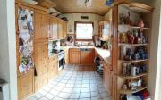 gebrauchte Einbauküche / Landhausküche