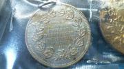 Gedenkmedallie Bronze,zum