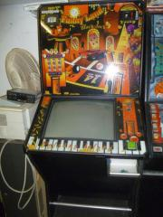 Geldspielautomat MULTI SPIELE