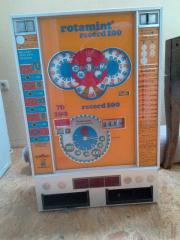 Geldspielautomat ROTAMINT RECORD