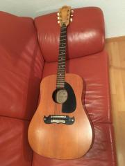 Gitarre Framus Westerngitarre
