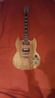 Gitarre SG