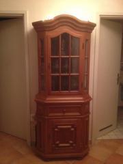 glasvitrine holz in ludwigshafen haushalt m bel gebraucht und neu kaufen. Black Bedroom Furniture Sets. Home Design Ideas