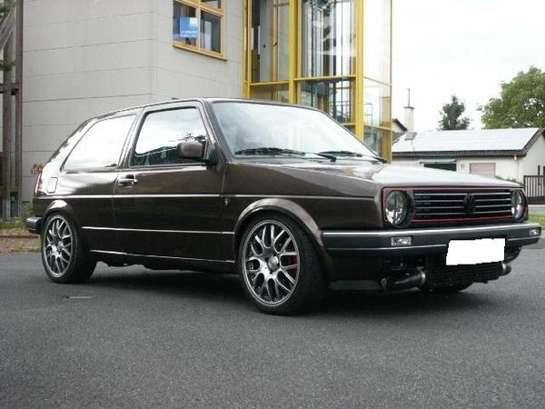 golf 2 vr6 turbo tunning in weisenheim vw golf gti v5. Black Bedroom Furniture Sets. Home Design Ideas