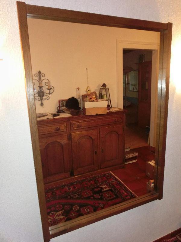 gro er spiegel in mannheim haushaltsger te hausrat. Black Bedroom Furniture Sets. Home Design Ideas