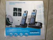 Grundig Schnurlostelefon Twinset