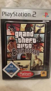 GTA: SanAndreas Playstation