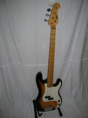 GTX Bassgitarre