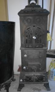 gusseisen ofen haushalt m bel gebraucht und neu kaufen. Black Bedroom Furniture Sets. Home Design Ideas