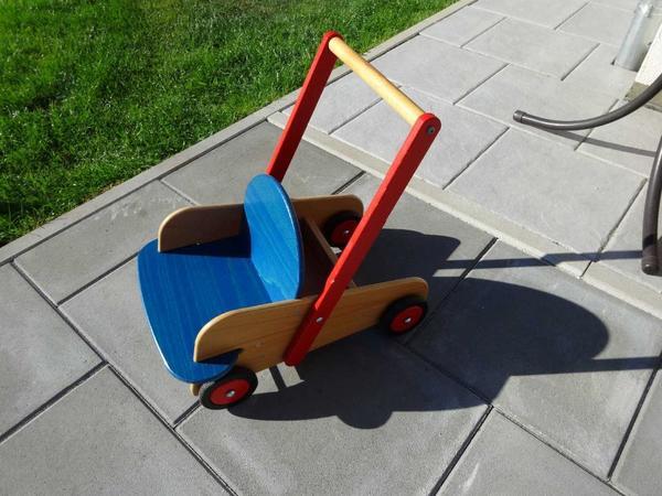 Lauflernwagen Holz Gebraucht Haba ~ 17 08 16 sonstiges haba lauflernwagen haba lauflernwagen zu verkaufen