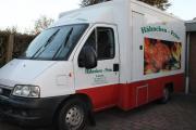 Hähnchenwagen/ Imbisswagen FIAT