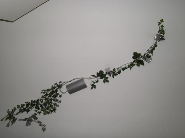 halogenlampe 5 strahler flexibles in darmstadt lampen. Black Bedroom Furniture Sets. Home Design Ideas
