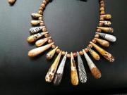 Halskette leo / zebra