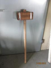 Hammer für Weidepfähle,