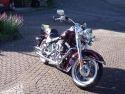 Harley Davidson Neuwertig