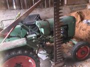 Hatz Oldtimer Traktor
