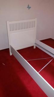 hemnes bett in ludwigshafen haushalt m bel gebraucht und neu kaufen. Black Bedroom Furniture Sets. Home Design Ideas