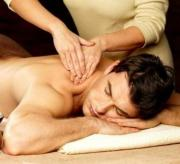 Herbszeit für Massage