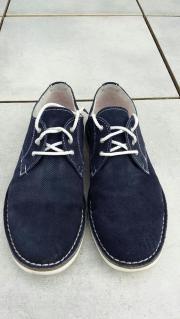 Herren-Schuhe, dunkelblau
