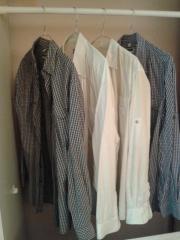 Herrenkleidung von Hemd