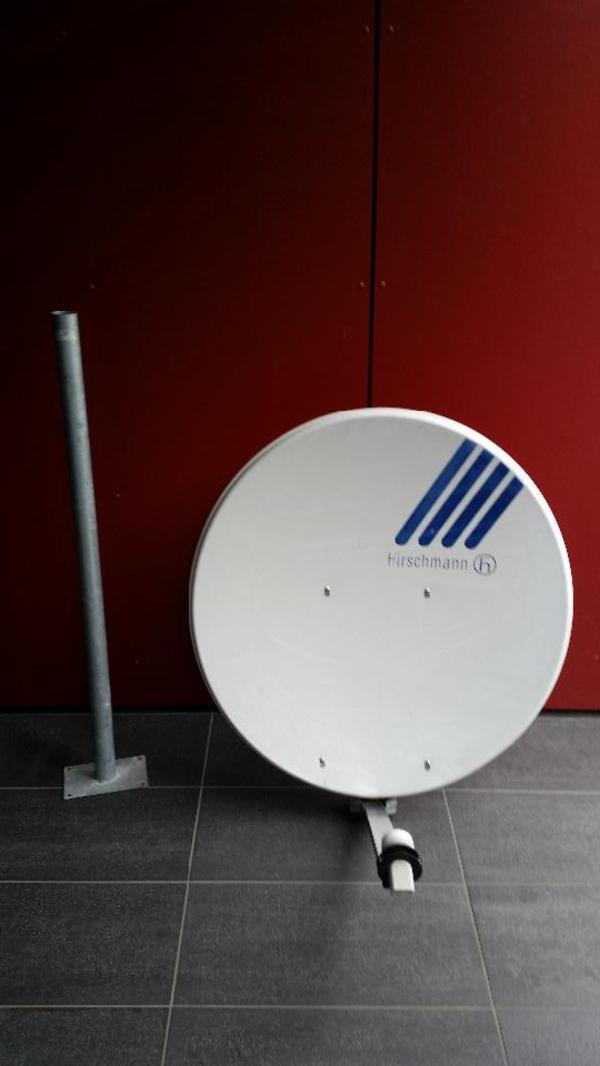 hirschmann satelliten au enantenne 85 cm lichtgrau in bregenz antenne sat receiver kaufen. Black Bedroom Furniture Sets. Home Design Ideas