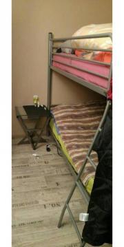 verkauft ikea hochbett matratze sofa in erlangen. Black Bedroom Furniture Sets. Home Design Ideas