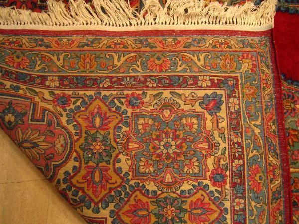 Hochwertiger Kerman Perser Orient Teppich in Heidelberg