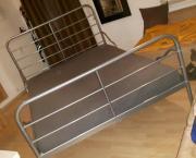 Hochwertiges Metall Bett