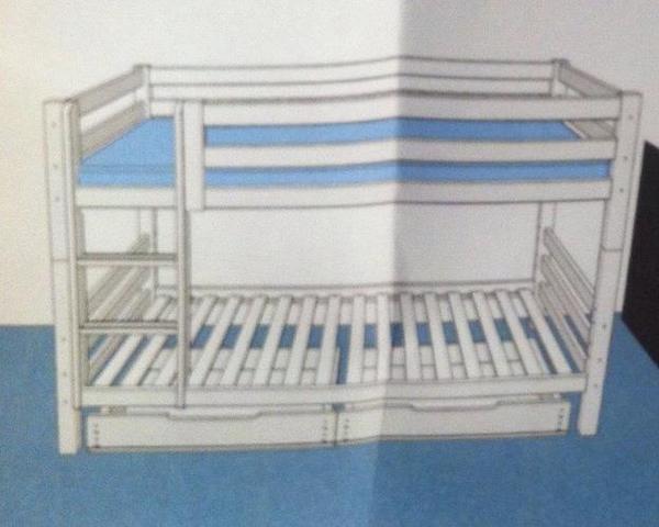 Hochwertiges stockbett kinder jugendzimmer for Jugendzimmer stockbett