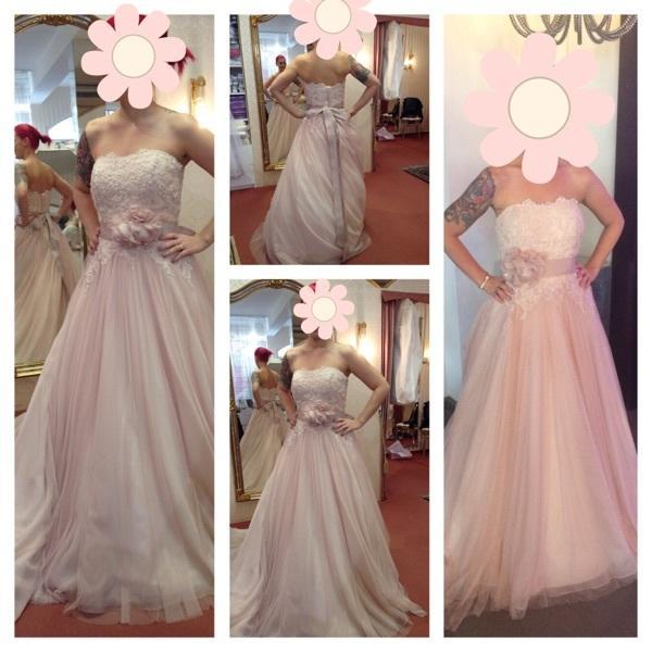 Hochzeitskleid Rosen gebraucht kaufen auf eBay, Amazon, Quoka,...