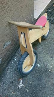 Holz Fahrrad , Laufrad