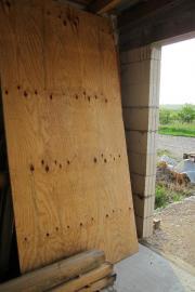 Holztafeln