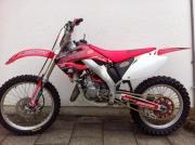Honda Cr125 Cross