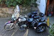 Honda Shadow Trike