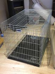 Hundetransportbox Gitterbox 2
