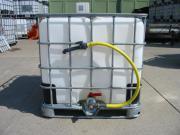 IBC- Regenwassertank 1000
