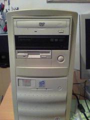 Ich verkaufe Computer
