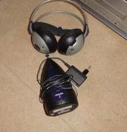 Ich verkaufe Kopfhörer