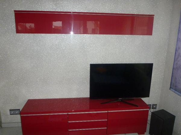 ikea besta burs tv bank rot inspiration design f r tv m bel. Black Bedroom Furniture Sets. Home Design Ideas