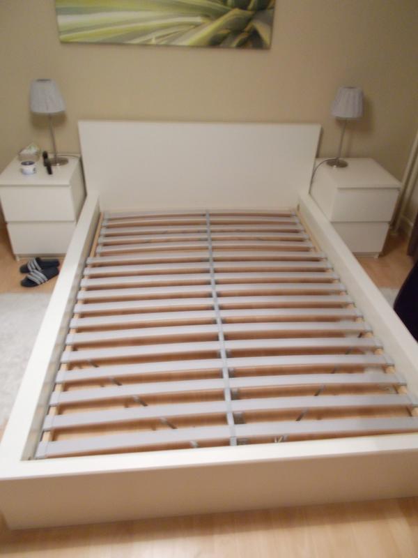ikea malm bett 180x200 hoch: schlafzimmer betten matratzen local, Hause deko