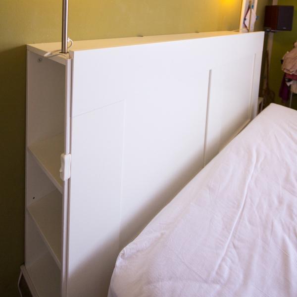 ikea brimnes kopfteil in ottobrunn ikea m bel kaufen und verkaufen ber private kleinanzeigen. Black Bedroom Furniture Sets. Home Design Ideas